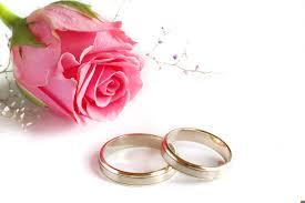 Фото свадьба кольца