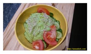 салат с майонезом