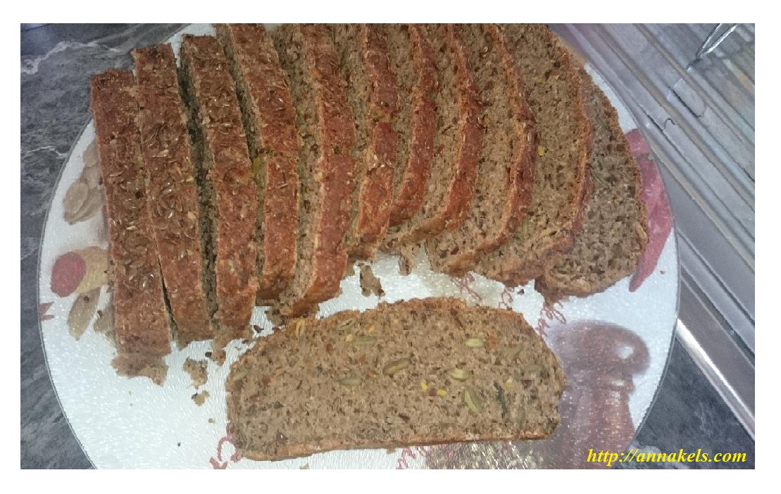 Хлеб ржаной на закваске
