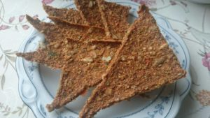 сыроедные хлебцы рецепт