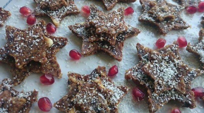 Новогодние сыроедные рецепты