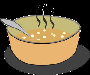 прием горячей пищи