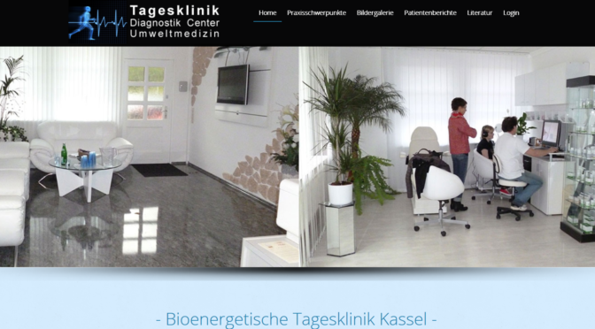 «Оздоровительный центр космических технологий профессора Неумывакина» в Германии
