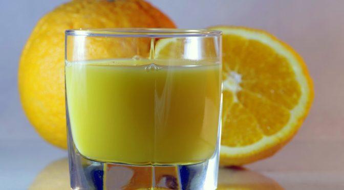 очищение лимфы соками