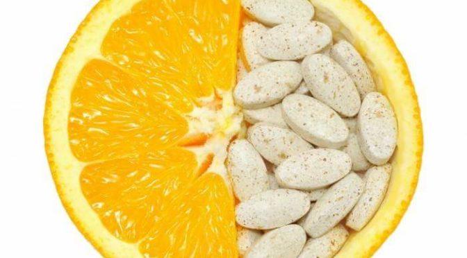 Высококонцентрированный витамин С. Внутривенное введение
