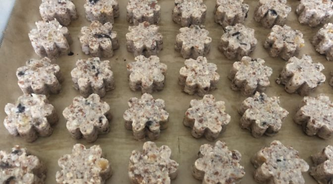 Веганские кексы